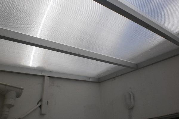 Abacrialum marquesinas corredizas for Techos de policarbonato para exteriores
